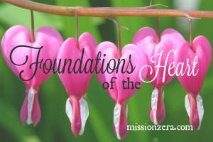 Foundations of the Heart… love & sacrifice